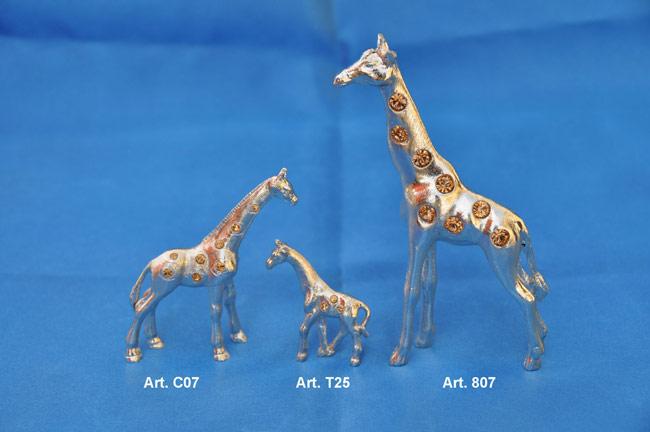 Prodotto: Giraffe Swarovski