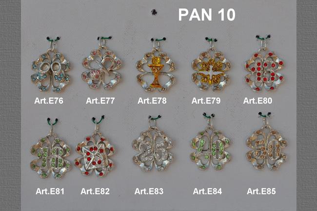 Prodotto: Pannello 10 con cristalli Swarovski