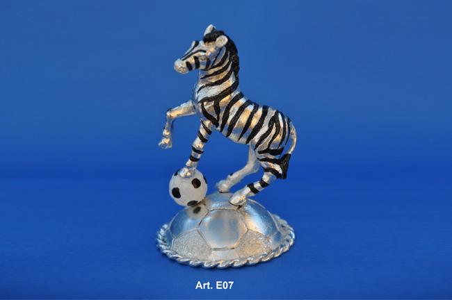 Prodotto: Zebra Juventus su pallone